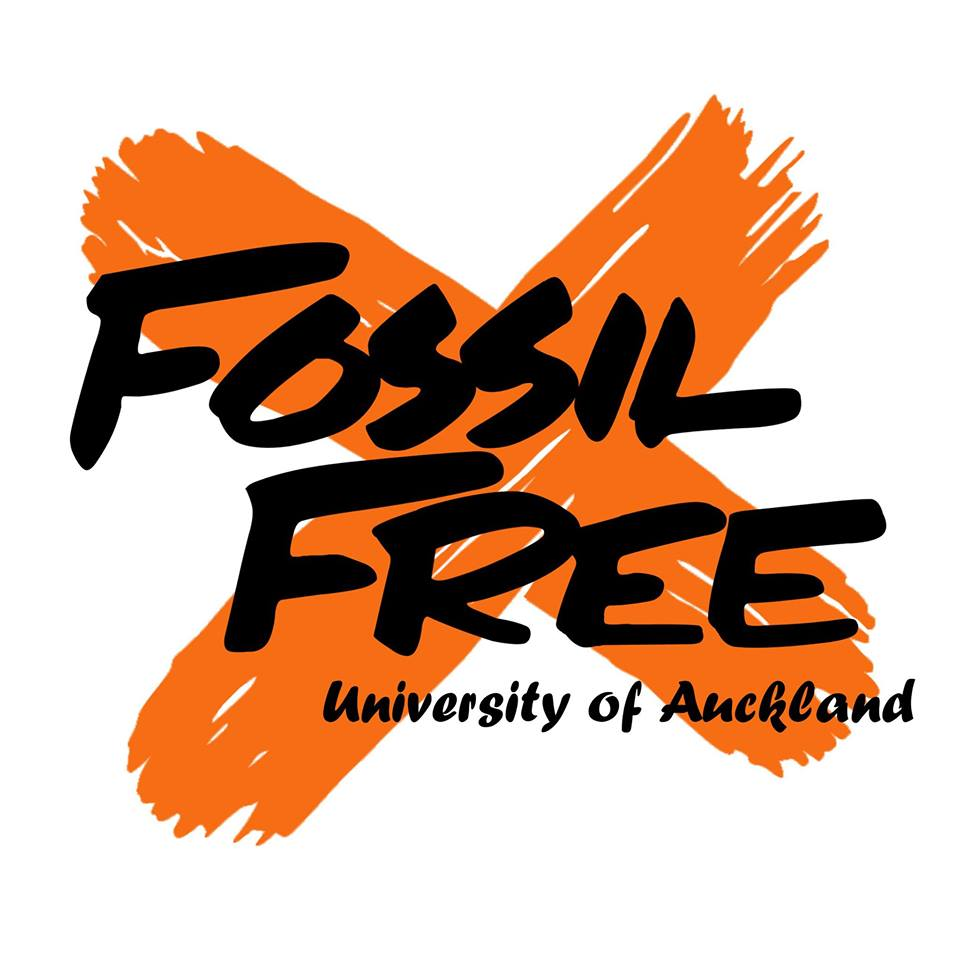 Fossil Free University of Auckland