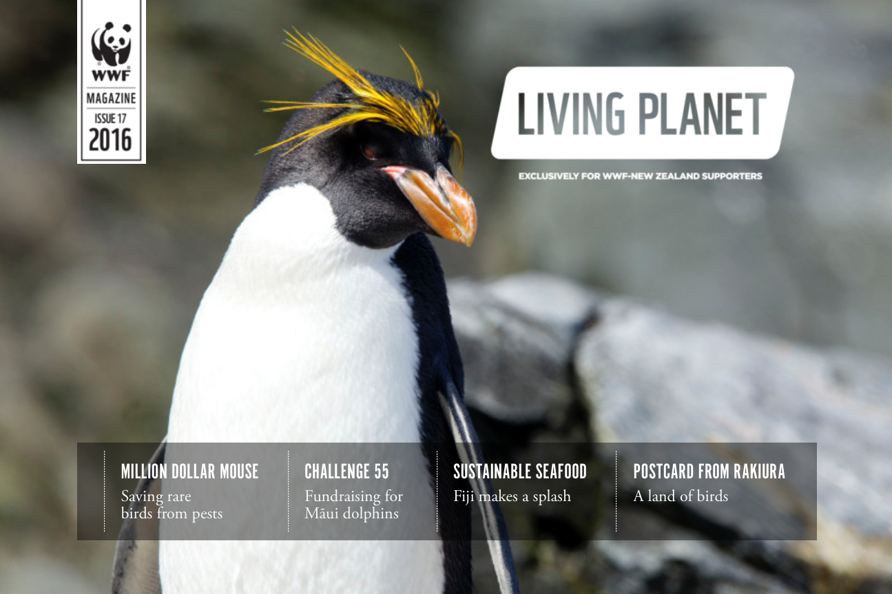 Living Planet magazine issue 17