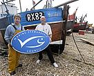 The pelagic and Dover sole fisheries in Hastings, UK, certified in 2005
