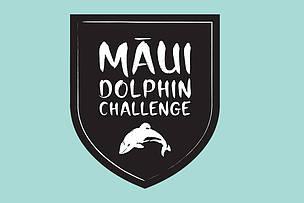 Māui Dolphin Challenge logo